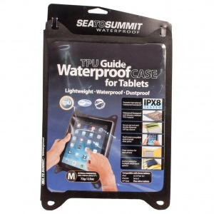 Sea to Summit - TPU Waterproof Case for Tablets Gr L;S schwarz/grau