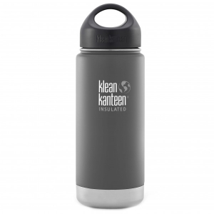Klean Kanteen - Wide Insulated - Trinkflasche Gr 473 ml;592 ml lavender tea