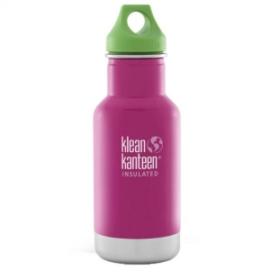 Klean Kanteen - Kid's Kanteen Vacuum Insulated Gr 355 ml rot