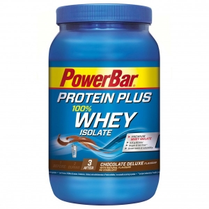 PowerBar - Whey Isolate 100% Chocolate Deluxe Gr 570 g