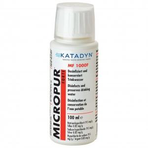 Micropur - Micropur Forte MF1 Flüssig - Wasseraufbereitung Gr 100 ml - für 1000 l weiß