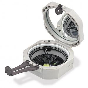 Brunton - ComPro Pocket Transit 4 x 90° - Kompass grau