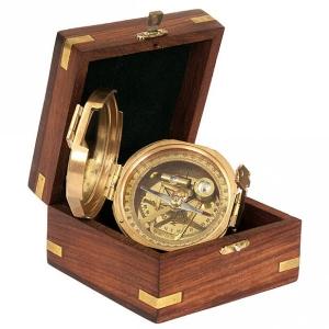 K&R - Peilspiegelkompass Trinidad - Kompass gold