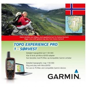 Garmin - Topo Experience Pro Norwegen 6 - Trondelag,9 - Troms