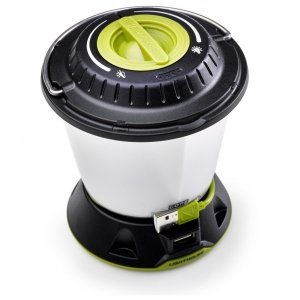 Goal Zero - Lighthouse 400 Core Laterne - LED-Lampe schwarz/weiß