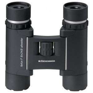 Eschenbach Optik - Farlux F-B Silver 8 x 24 - Fernglas schwarz/grau