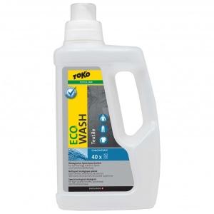 Toko - Eco Textile Wash - Spezialwaschmittel Gr 1000 ml grau/ gelb