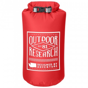Outdoor Research - Graphic Dry Sack - Packsack Gr 5 l rot