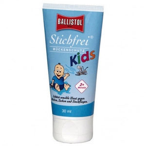 Ballistol - Stichfrei Kids - Anti-Mücken-Creme Gr 125 ml;30 ml