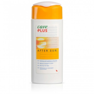 Care Plus - After Sun Gr 100 ml;15 ml weiß/gelb
