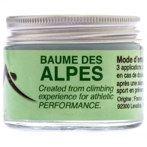 Crimp Oil - Alpes Balm Creme - Hautpflege Gr 50 ml