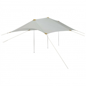 Therm-a-Rest - Tranquility 4 Wing - Tarp grau/weiß