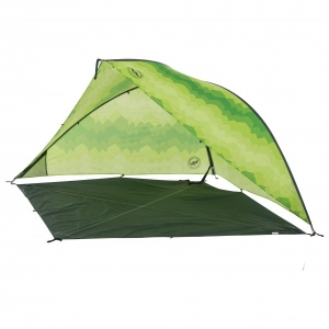 Big Agnes - Whetstone Shelter with Floor Print - Tarp Gr S grün/oliv