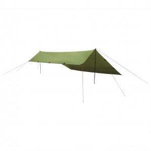 Robens - Tarp 4 x 4 m - Tarp oliv/grün