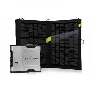 Goal Zero - Sherpa 50 Solar Rech. Kit+Invert. - Solarpanel Standard