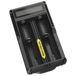 Nitecore - USB Ladegerät UM 20 schwarz