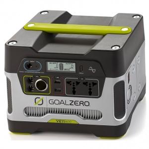 Goal Zero - Yeti 400 230V Solar Generator - Solarpanel Standard