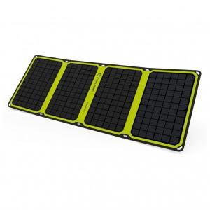 Goal Zero - Nomad 28 Plus Solarpanel schwarz/grün
