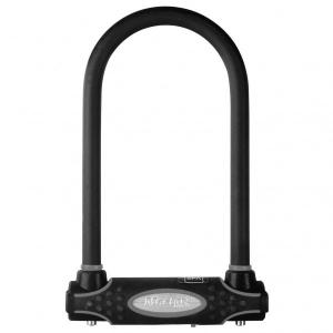 Master Lock - Bügelschloss 8195 - Fahrradschloss Gr 13 x 210 x 110 mm blau