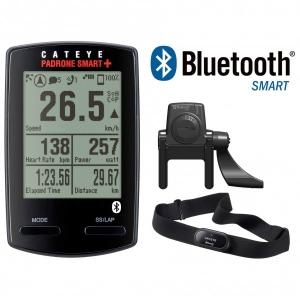 CatEye - Padrone Smart+ CC-SC100B - Fahrradcomputer schwarz