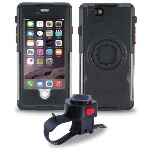Tigra Sport - Armorguard Set Iphone 6 schwarz