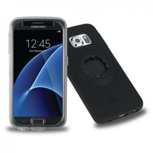 Tigra Sport - Mountcase2 Set Galaxy S6/S6Edge schwarz