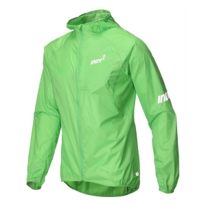 Inov-8 AT/C Windshell FZ Herren Laufjacke green Gr. S