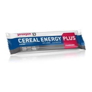 Sponser Cereal Energy Plus Cranberry Riegel