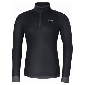 GORE M Thermo Shirt leicht Herren black Gr. XXL