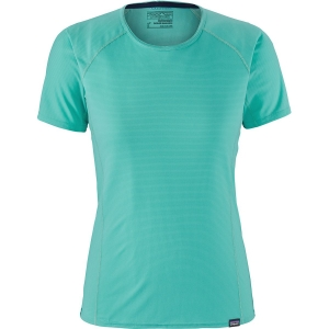 Patagonia Damen Capilene LW T-Shirt Blau XS