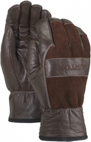 BURTON LIFTY INSULATED Handschuh 2019 brown cow - M