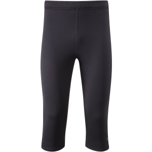 Mountain Equipment Damen Powerstretch 3/4 Tight Schwarz XS