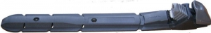 TecnoPro Langlaufbindung SNS TC Profil Automatic (Farbe: 900 charcoal/grau)