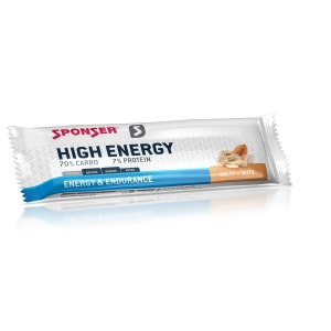 Sponser High Energy Riegel salty-nuts