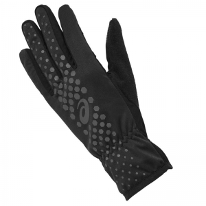 asics Winter Performance Gloves Laufhandschuh Gr. S