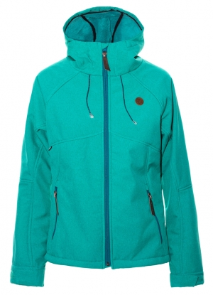Ternua Mabel Jacket Women - jade