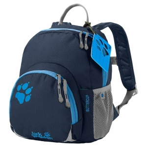 Jack Wolfskin Buttercup Kinderrucksack (Farbe: 1010 night blue)