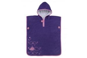 Aqua-Sphere - Baby Towel, Badehandtuch, purple/pink