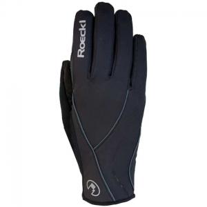Roeckl (Schwarz 8 5 D ) / Langlaufhandschuhe (Schwarz / 8,5) - Langlaufhandschuhe