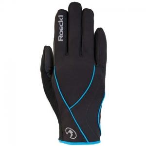 Roeckl (Schwarz 6 5 D ) / Langlaufhandschuhe (Schwarz / 6,5) - Langlaufhandschuhe