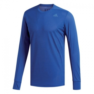 adidas Herren (Dunkelblau XL INT ) / Runningbekleidung (Dunkelblau / XL) - Runningbekleidung