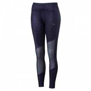 Puma Damen (Dunkelblau XS INT ) / Tights Leggings (Dunkelblau / XS) - Tights, Leggings