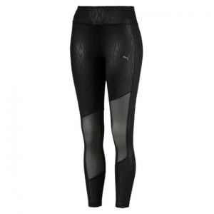 Puma Damen (Schwarz XL INT ) / Tights Leggings (Schwarz / XL) - Tights, Leggings