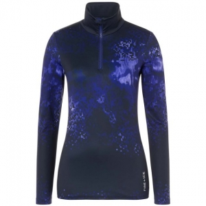 Fire + Ice Damen D ) / Shirts (Dunkelblau / XL;XS) - Shirts