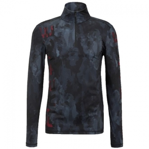 Fire + Ice Herren INT ) / Shirts (Schwarz / S) - Shirts