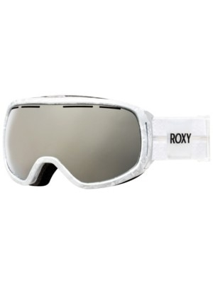 Roxy Premiere Rockferry Goggle Bright White