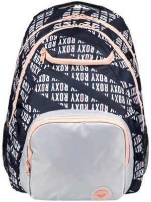 Roxy Shadow Swell Silver Backpack
