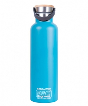 Sea To Summit 360 Degrees - Vacuum Insulated Drink Bottle - 750ml - Isolier Trinkflasche - aqua light blue