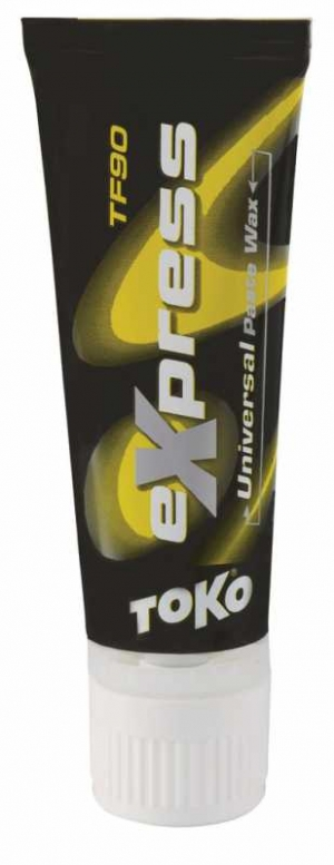 TOKO Wachs Express TF90 Universal Paste (Farbe: 001 neutral)