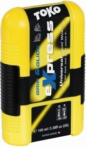 TOKO Langlaufskiwachs Grip&Glide Pocket (Farbe: 001 neutral)